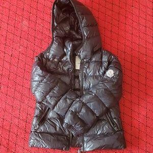 Moncler boys authentic coat